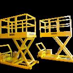Plataforma Elevatória